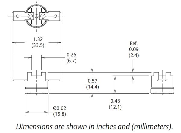 开关组态: 36t系列温度控制器可使用三种单刀单掷开关组态
